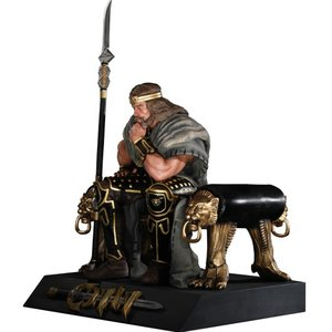 Conan the Barbarian: King Conan 1/4 scale statue