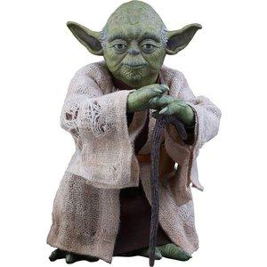 Star Wars Episode V Movie Masterpiece Action Figure 1/6 Yoda 13 cm