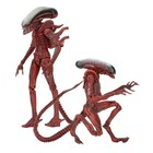 Aliens Genocide Action Figure 2-Pack Big Chap & Dog Alien