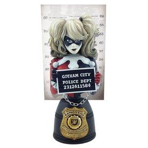 DC Comics Mugshot Bust Harley Quinn 19 cm