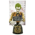DC Comics Mugshot Bust The Joker