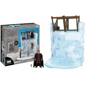 Game of Thrones - Wall Playset With Tyrion Action Figure