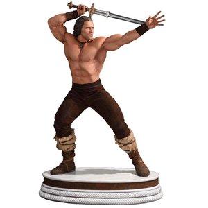 Conan the Barbarian Mixed Media Statue 1/3 Conan Classic Ver. (Arnold Schwarzenegger) 74 cm