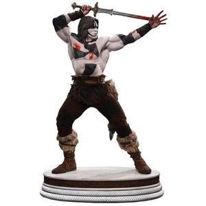 Conan the Barbarian Mixed Media Statue 1/3 Conan War Paint Ver. (Arnold Schwarzenegger) 74 cm
