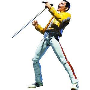 Queen S.H. Figuarts Action Figure Freddie Mercury 14 cm