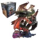 Harry Potter Skulptur Drachen der Ersten Prüfung