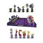 Batman vs Joker Dark Knight Chess Set