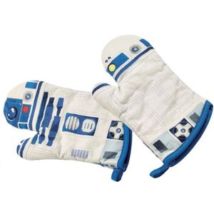 Star Wars - Ofenhandschuh Twin Pack R2-D2