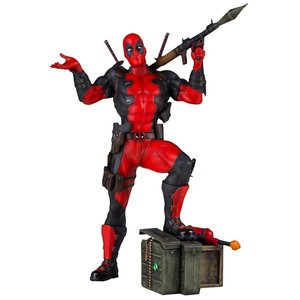 Marvel Comics Collectors Gallery Statue 1/8 Deadpool 21 cm