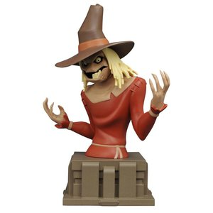 Batman The Animated Series Bust The Scarecrow 15cm