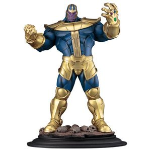 Marvel Comics Fine Art Statue 1/6 Thanos 40 cm
