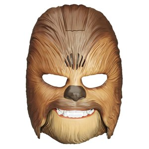 Star Wars Episode VII Electronic Mask Chewbacca