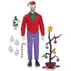 Batman The Animated Series Action Figur Weihnachten mit der Joker