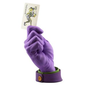 DC Comics Statue Joker Calling Card 18 cm