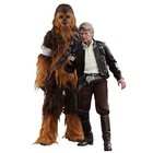 Star Wars Episode VII MMS AF 2-Pack 1/6 Han Solo & Chewbacca