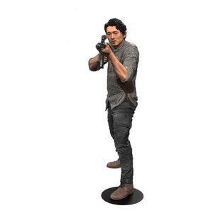 The Walking Dead Deluxe Action Figur Glenn Saison 5/6 25 cm