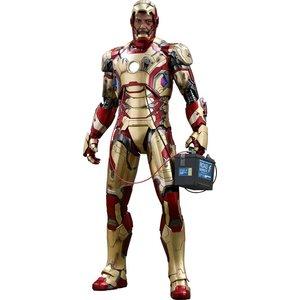 Iron Man 3 QS-Serie Action-Figur 1/4 Iron Man Mark XLII 51 cm
