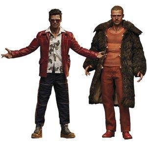 Fight Club Actionfiguren 2-Pack 1/6 Tyler Durden (Brad Pitt) Special Pack 30 cm