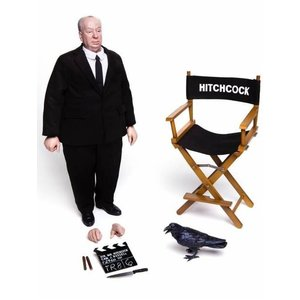 Alfred Hitchcock Action Figur 1/6 30 cm