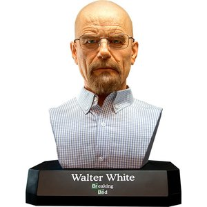 Breaking Bad Walter White Life-Size Bust 54 cm