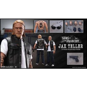Sons of Anarchy Action Figur 1/6 Jax Teller 30 cm