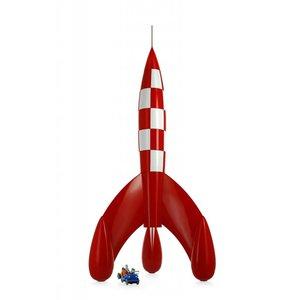 Tintin: Rocket statue 72 cm