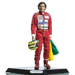 Ayrton Senna Action Figure 1/6 (GP São Paulo 1993) 30 cm