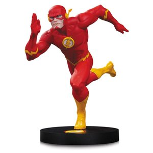 DC Comics Designer Statue The Flash by Francis Manapul 27 cm