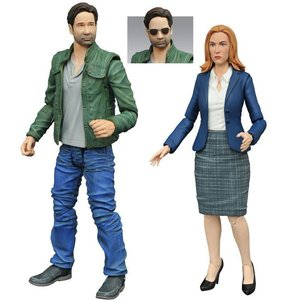 The X-Files 2016 Select Action Figures 18 cm Assortment (2)