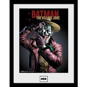 Batman Framed Poster Killing Joke 45 x 34 cm