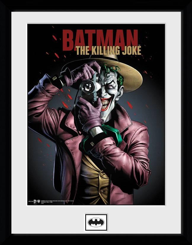 Batman Framed Poster Killing Joke 45 x 34 cm - The Movie Store
