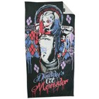Suicide Squad Handtuch Harley Quinn 150 x 75 cm