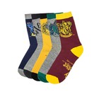 Harry-Potter-Socken im 5er-Pack