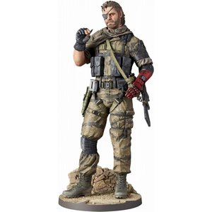 Metal Gear Solid V The Phantom Pain Statue 1/6 Snake Venom 32 cm