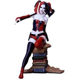 DC Comics Fantasy Figure Gallery Statue 1/6 Harley Quinn (Luis Rojo) Web Exclusive 43 cm