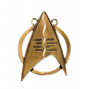 Star Trek Freundschafts-Halskette Delta
