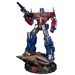 Transformers Generation 1 Optimus Prime Statue 61 cm