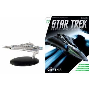Star Trek Official Starships Collection Magazine with Model #70