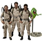 Ghostbusters: Dr. 3 Pack - Set of 3 Premium 1:6 Scale Action Figures incl. Slimer