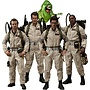 Ghostbusters: Special Pack - Set of 4 Premium 1:6 Scale Action Figures incl. Slimer