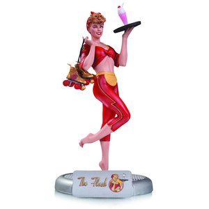 DC Comics Bomben Statue The Flash Jesse Schnell 27 cm