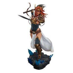 Guardians of the Galaxy Premium Format Figur Angela 50 cm