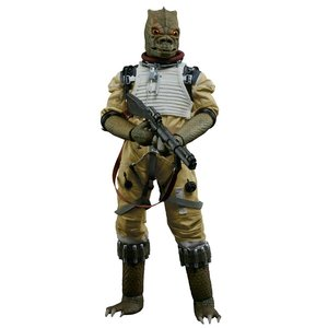 Star Wars Actionfigur 1/6 Bossk Sideshow Exclusive 30 cm