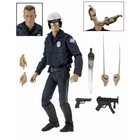 Terminator 2 Action Figur Ultimate T-1000 (Motorcycle Cop)