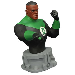 Justice League Animated Green Lantern Bust 15cm