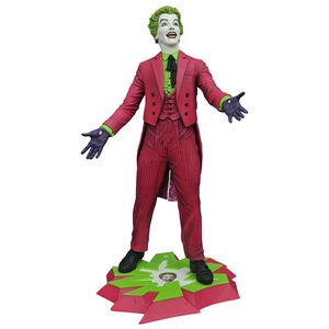 Batman 1966 Premier Collection PVC Statue The Joker 30 cm