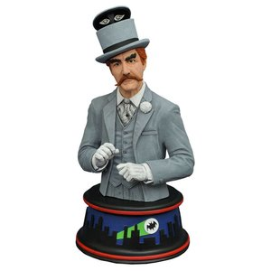 Batman 1966 Bust The Mad Hatter 15 cm