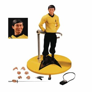 Star Trek Action-Figur 1/12 Sulu