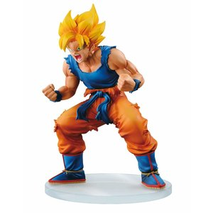 Dragonball Z Dramatic Showcase Figure Super Saiyan Goku