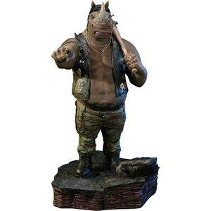 Teenage Mutant Ninja Turtles aus den Schatten heraus 1/4 Statue Rocksteady 55 cm